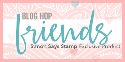 Hi Crafty Friends Im Honored To Be Part Of This Blog Hop Celebrating Simon Says Stamps Release I Have Three Cards Share Today That Feature